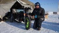 Мотороллер «Алексей Геннадьевич» из Тулы установил рекорд скорости на «Байкальской миле», Фото: 48