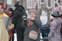 проводы Масленицы в ЦПКиО, Фото: 16