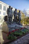 В Туле открыли памятник экипажу танка Т-34, Фото: 46