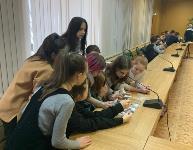 Экологический урок и сбор вторичного сырья организованы при поддержке Тульского филиала ООО «МСК-НТ», Фото: 4