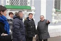 Осмотр кремля. 2 декабря 2013, Фото: 26