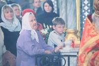 Пасхальная служба в Успенском кафедральном соборе. 11.04.2015, Фото: 58