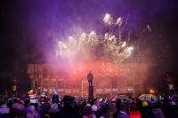 Главную ёлку Тулы открыли грандиозным фейерверком, Фото: 16