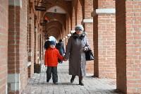Масленица в Торговых рядах тульского кремля, Фото: 59