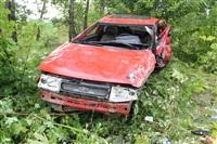 ДТП на трассе «Крым», «десятка» и Mazda. 25 июля 2013, Фото: 8