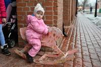 Масленица в Торговых рядах тульского кремля, Фото: 58