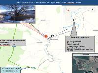 В Тульской области составили схемы объездных путей в случае подтопления мостов , Фото: 14