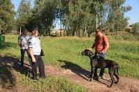 Рейд против незаконного выгула собак в парке. 30.07.2015, Фото: 5