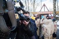 В Туле торжественно открыли «Рубеж обороны», Фото: 24