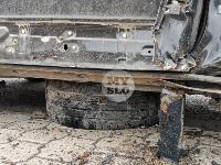 Туляк отвлекся во время движения и насадил Audi Q7 на забор, Фото: 9