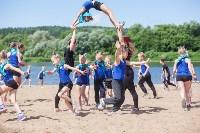 Акробаты и боксеры в летнем лагере, Фото: 36