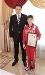 Встреча юных спортсменов с губернатором региона Владимиром Груздевым, Фото: 3