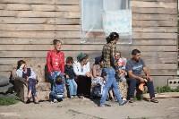 Демонтаж незаконных цыганских домов в Плеханово и Хрущево, Фото: 55