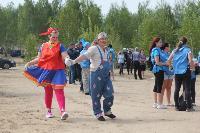 В Кондуках прошла акция «Вода России»: собрали более 500 мешков мусора, Фото: 34