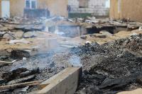 В тульском селе сносят незаконные цыганские постройки, Фото: 4