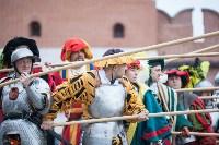 Средневековые маневры в Тульском кремле. 24 октября 2015, Фото: 46