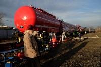 Презентация нового пожарного поезда, Фото: 5