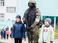 Показательные выступления ОМОН в тульской школе, Фото: 63