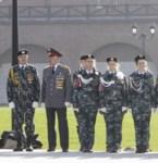 19 сентября в Туле прошла церемония вручения знамени управлению МВД , Фото: 19