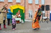 Масленица в Торговых рядах тульского кремля, Фото: 67