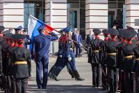 Путин в Суворовском училище, Фото: 22