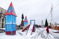 Праздничное оформление площади Ленина. Декабрь 2014., Фото: 8