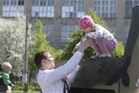 Празднование 69-й годовщины победы в Великой Отечественной войне на площади Победы. Тула, Фото: 26