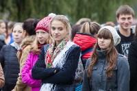 Акция год до старта ХIХ Всемирного фестиваля молодежи и студентов – 2017, Фото: 28
