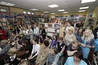 Юрий Вяземский на встрече с читателями, Фото: 11