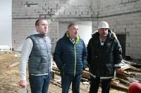 Строительство «Ледовой арены» в парке 250-летию ТОЗ. 28.03.2015, Фото: 5
