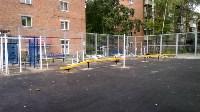 На ул. Болдина появилась новая спортплощадка, Фото: 3