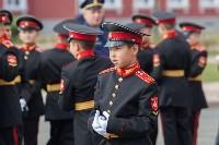 Путин в Суворовском училище, Фото: 9