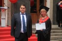 Вручение дипломов магистрам ТулГУ, Фото: 141