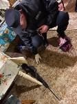 Сотрудники Росгвардии задержали открывшего стрельбу мужчину, Фото: 1