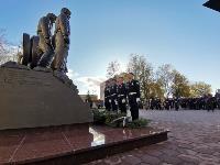 В Туле открыли памятник экипажу танка Т-34, Фото: 64