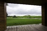 Монтаж экспозиции нового музея на Куликовом поле. Август 2016, Фото: 130