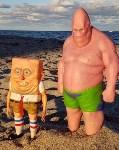 Губка Боб и Патрик, Фото: 1