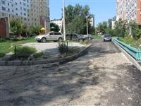 Двор домов №107 и 107А по ул. Замочной., Фото: 3