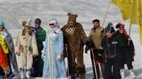 Туляки отпраздновали горнолыжный карнавал, Фото: 15