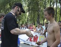 День физкультурника в ЦПКиО им. П.П. Белоусова, Фото: 5