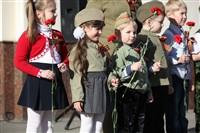 """В Тульской области """"Поезд памяти"""" прошел  по судьбоносным местам сражений, Фото: 9"""