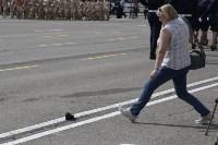 Генеральная репетиция парада Победы в Туле, Фото: 2