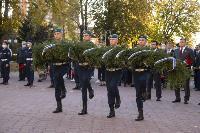 В Туле открыли памятник экипажу танка Т-34, Фото: 21
