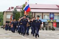 Дмитрий Глушенков простился со знаменем дивизии, Фото: 38