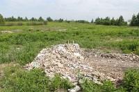 В тульском Заречье жители год добиваются ликвидации ядовитой свалки, Фото: 27