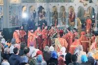 Пасхальная служба в Успенском кафедральном соборе. 11.04.2015, Фото: 55