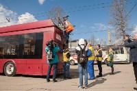 Конкурс водителей троллейбусов, Фото: 19