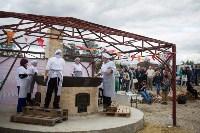 Туляки угостились картошкой и запустили воздушных змеев, Фото: 1