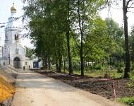 Щегловский монастырь продолжают благоустраивать, Фото: 4