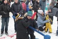 Как туляки провожали зиму на набережной Упы, Фото: 17